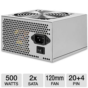 Ultra LS500 500W ATX Power Supply