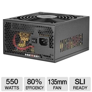 Ultra LSP550 550-Watt Power Supply REFURB