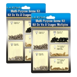 Ultra All Purpose Screws 2 Pack