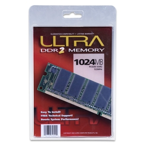 Ultra 1024MB PC4200 DDR2