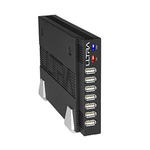 Ultra Stackable 7-Port USB 2.0 Hub