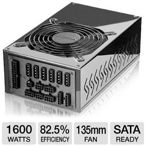 Ultra X3 ULT40070 1600-Watt Power Supply