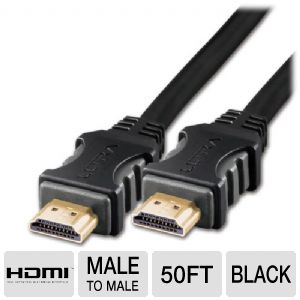 Ultra 500HI 1080p 50ft HDMI Cable