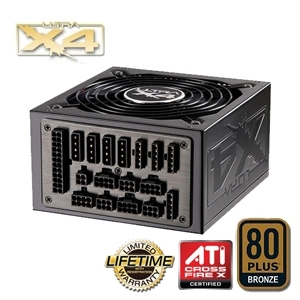 Ultra X4 1200-Watt Modular Power Supply (Open Box)