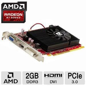 PowerColor V2 Radeon R7 240 OC Graphics Card