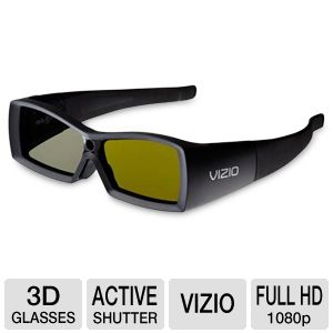 Vizio Rechargeable 3D Glasses