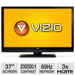 Vizio 37&quot; Edge Lit Razor LED HDTV