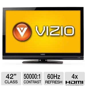 Vizio E422VA 42&quot; Class LCD HDTV