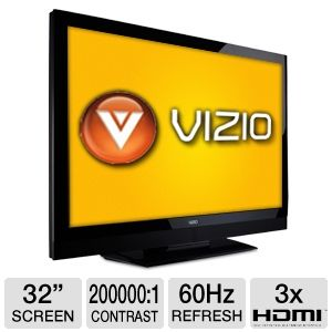 Vizio 32&quot; Class Theater LCD 3D HDTV