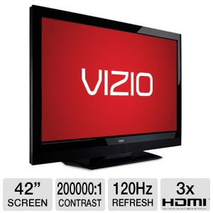 Vizio 42&quot; Class LCD 3D HDTV 