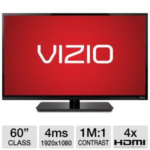 "Vizio 60"" Class 1080p 120Hz Razor LED Smart HDTV"