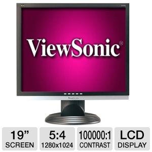 Viewsonic VA926g 19&quot; Dual Input LCD Monitor 