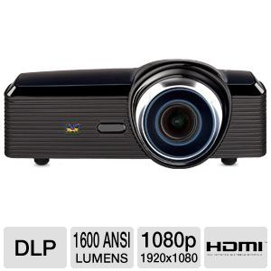 ViewSonic 1080p Laser LED Hybrid DLP Projector