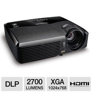 ViewSonic PJD5233 XGA 3D DLP Projector