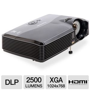 ViewSonic PJD5353 XGA Portable DLP Projector