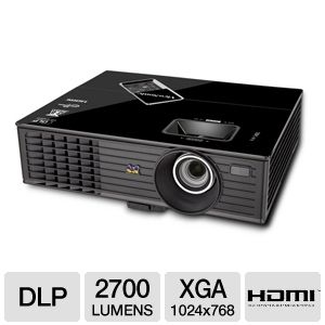 Viewsonic PJD6223 Networkable XGA DLP Projector