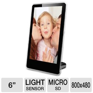 Viewsonic Multimedia Digital Photo Frame