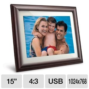 Viewsonic 15&quot; LCD Digital Photo Frame 