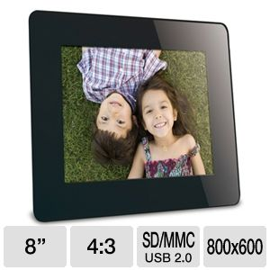 Viewsonic VFM836-54 Digital Photo Frame