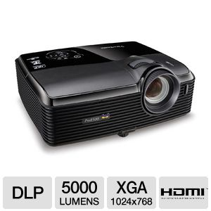 ViewSonic Pro8500 XGA DLP Projector REFURB
