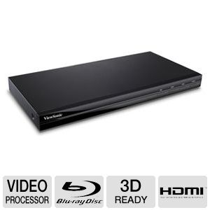 ViewSonic VP3D1 3D Video Processor Box