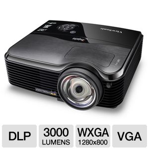 ViewSonic PJD7583wi DLP Short Throw Projector 
