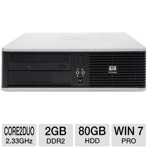 HP Compaq dc7800 Core 2 Duo 80GB Desktop PC