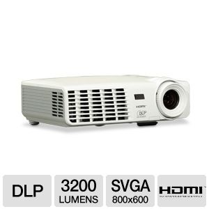 Vivitek D530 DLP Data Mobile Projector