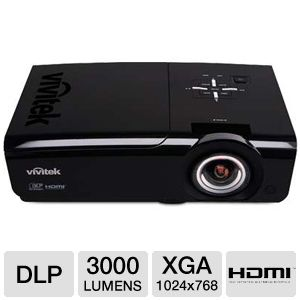 Vivitek D930TX DLP Short Throw Projector