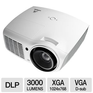 Vivitek D861 XGA 3D DLP Projector