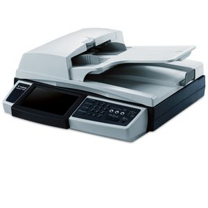 Visioneer NetScan 4000 Color Network Scanner