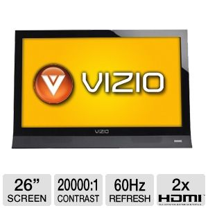 "Vizio M260VA 26"" 720p 60Hz LED HDTV"