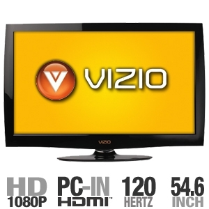 "Vizio M550NV 54.6"" Razor LED Backlit LCD HDTV"