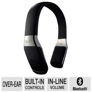 Vizio XVTHB100 Bluetooth On-ear Headphones