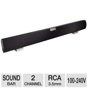 "Vizio Home Theater 32"" 2-Channel Sound Bar"