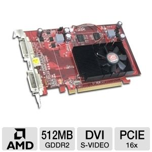 Visiontek Radeon HD 3650 512MB PCIe 2.0