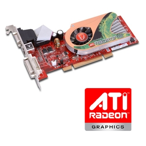 Visiontek Radeon X1300 256MB PCI