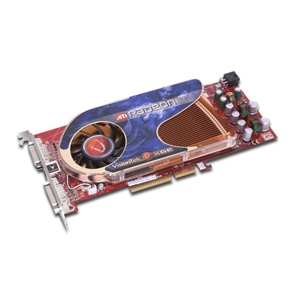 Visiontek Radeon X1950 Pro 256MB AGP