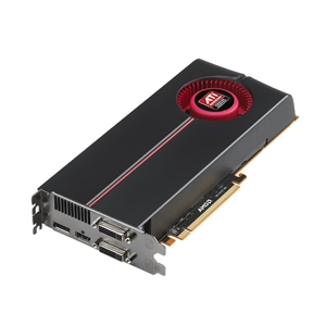 Visiontek Radeon HD 5850 1GB DDR5 PCIe w/EyeFinity