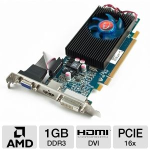 Visiontek Radeon HD 6570 1GB DDR3 Video Card