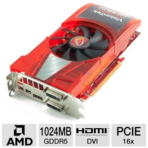 Visiontek Radeon HD 6870 1GB GDDR5 Graphics
