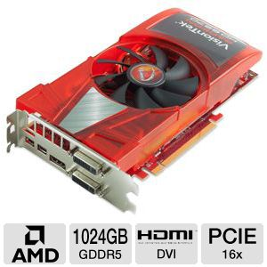 VisionTek Radeon HD 6870 1GB GDDR5 Video Card