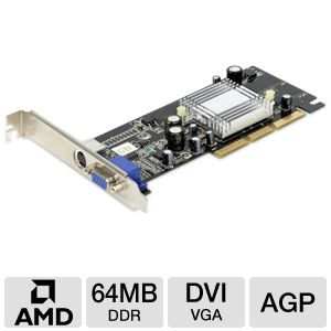 VisionTek Radeon 7000 64MB DDR Video Card