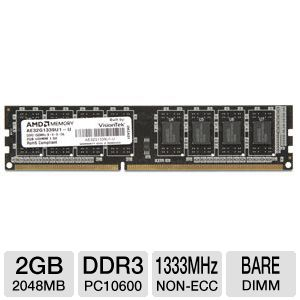 AMD 2GB Desktop Memory Module