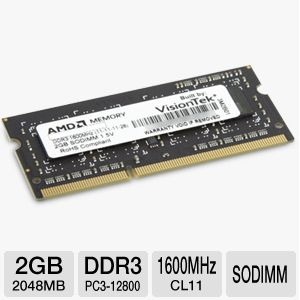 AMD 2GB Notebook Memory Module