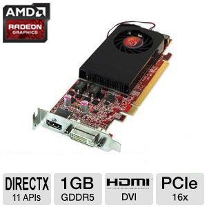 VisionTek Radeon HD 7750 1GB GDDR5 SFF Video Card
