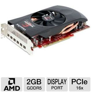 VisionTek Radeon HD 7870 2GB GDDR5 Video Card