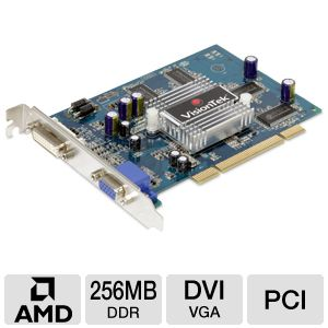 Visiontek Radeon 9250 256MB DDR Video Card