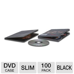 Slim DVD Movie Cases