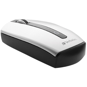 Verbatim 96991  Bluetooth Notebook Laser Mouse